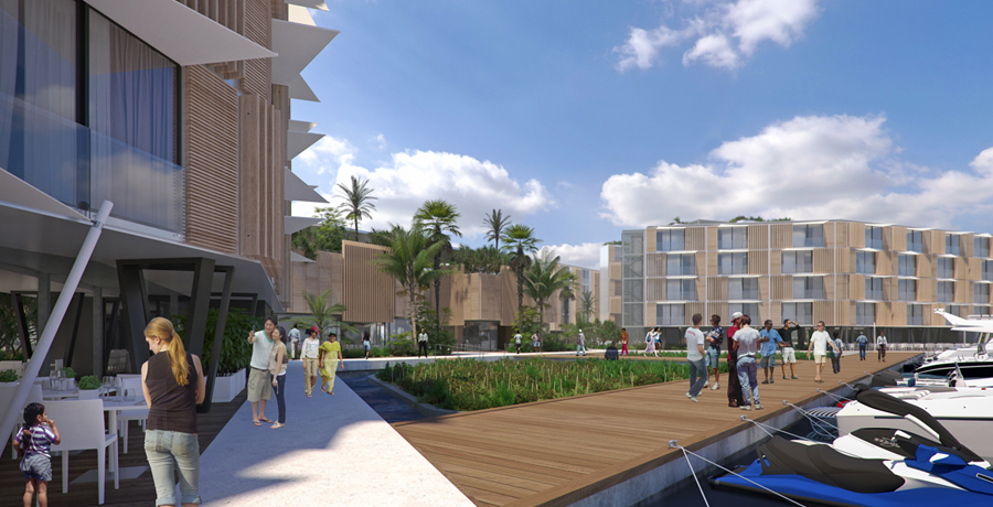 image from progetto FLOATING ISLAND SINGAPORE