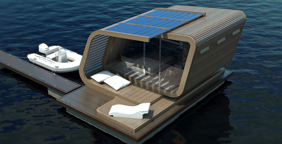 image from progetto IRIDE 01 FLOATING SUITE