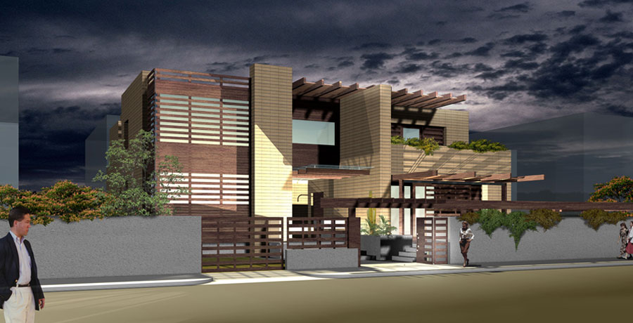 image from progetto PRIVATE HOUSE KHARTOUM