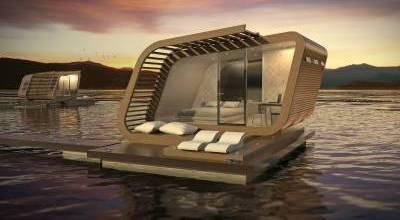 IRIDE 01 FLOATING SUITE | Marine parks, lakes, lagoons | 2012
