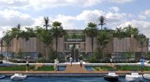 FLOATING ISLAND   SINGAPORE   2020